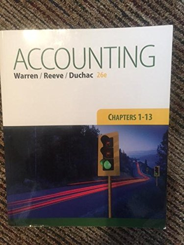 ACCOUNTING,CHAP.1-13                    N/A edition cover