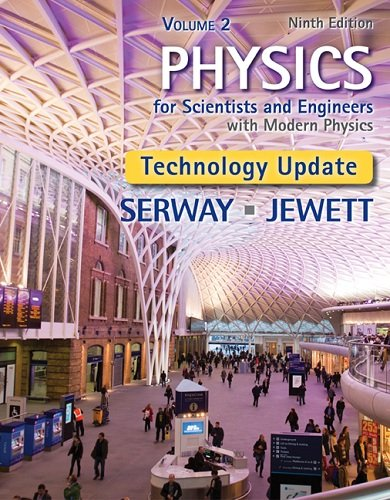 Physics for Scientists and Engineers: Tech Version 9th 2015 edition cover