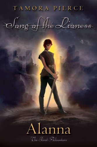 Alanna The First Adventure N/A edition cover