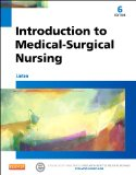 Introduction to Medical-Surgical Nursing  6th 2016 edition cover