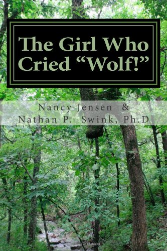 Girl Who Cried Wolf! A Memior N/A 9781484994412 Front Cover