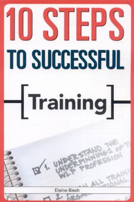 10 Steps to Successful Training   2009 edition cover