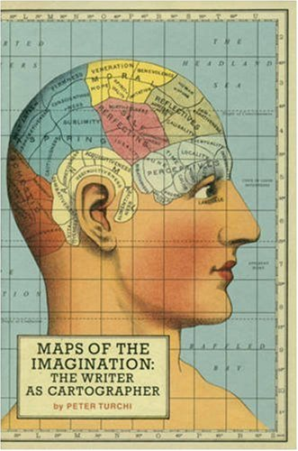 Maps of the Imagination The Writer As Cartographer N/A edition cover