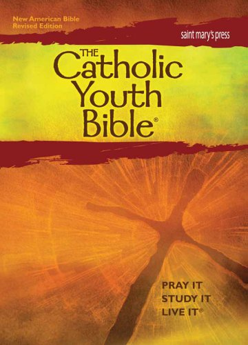 Catholic Youth Bible  3rd 2012 (Revised) edition cover