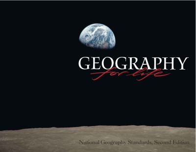 Geography for Life Second Edition 2nd 2012 edition cover
