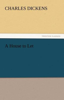House to Let  N/A 9783842442412 Front Cover