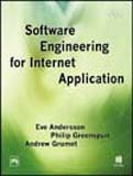 Software Engineering for Internet Applications N/A edition cover