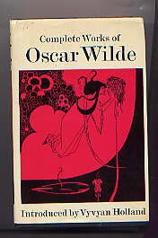 Complete Works of Oscar Wilde  1966 9780004105413 Front Cover