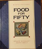 Food for Fifty 9th edition cover