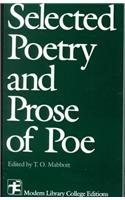 Selected Poetry and Prose   1951 9780075536413 Front Cover