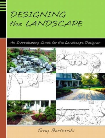 Designing the Landscape An Introductory Guide for the Landscape Designer  2005 edition cover