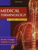 Medical Terminology A Living Language PLUS MyMedicalTerminologyLab -- Access Card Package 5th 2015 edition cover
