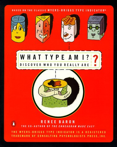 What Type Am I? Discover Who You Really Are  1998 edition cover