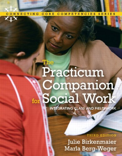 Practicum Companion for Social Work The Integrating Class and Fieldwork 3rd 2011 edition cover