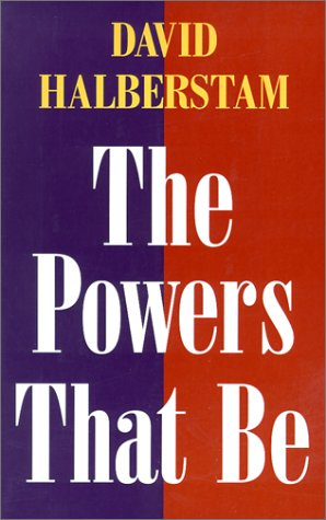 Powers That Be   2000 edition cover