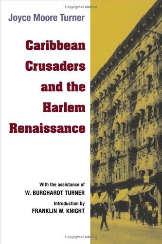 Caribbean Crusaders and the Harlem Renaissance   2005 edition cover