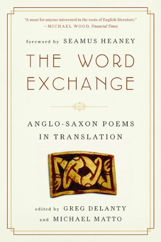 Word Exchange Anglo-Saxon Poems in Translation  2012 edition cover