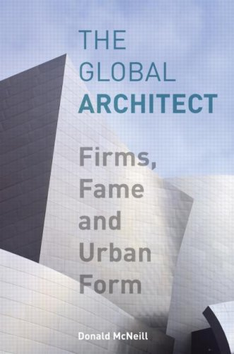 Global Architect Firms, Fame and Urban Form  2009 edition cover