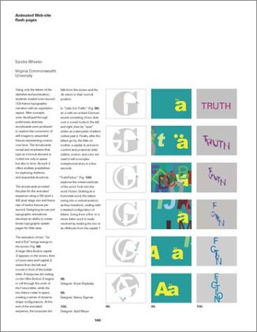 Typographic Design Form and Communication 3rd 2003 (Revised) edition cover