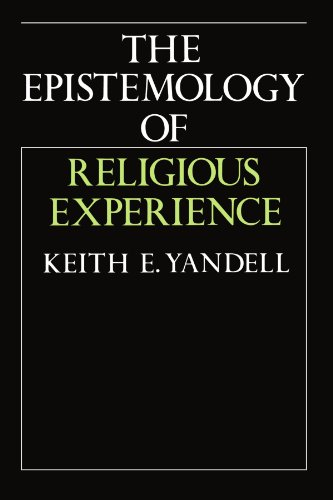 Epistemology of Religious Experience   1994 9780521477413 Front Cover