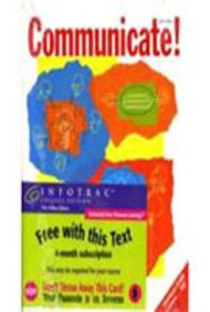 Communicate!  10th 2002 9780534561413 Front Cover