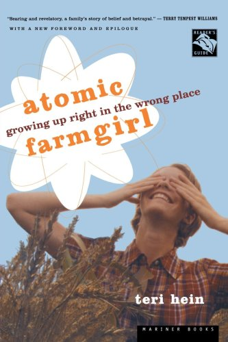 Atomic Farmgirl Growing up Right in the Wrong Place  2003 edition cover