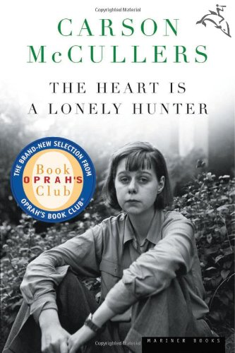 Heart Is a Lonely Hunter   2000 9780618526413 Front Cover