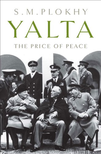 Yalta The Price of Peace  2010 edition cover