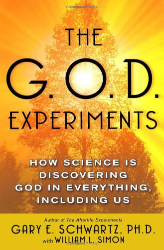 G. O. D. Experiments How Science Is Discovering God in Everything, Including Us  2007 edition cover