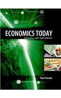 Economics Today Principles and Applications  2011 (Revised) 9780757577413 Front Cover