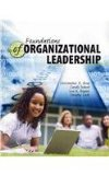Foundations of Organizational Leadership  Revised  9780757580413 Front Cover