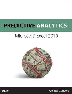 Predictive Analytics Microsoft Excel  2013 (Revised) edition cover