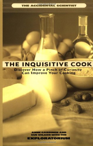 Inquisitive Cook Discover How a Pinch of Curiosity Can Improve Your Cooking Revised  edition cover