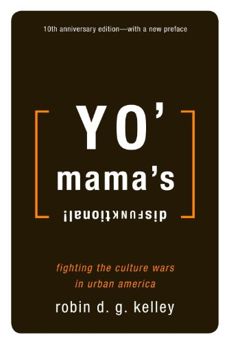 Yo' Mama's Disfunktional Fighting the Culture Wars in Urban America  1998 edition cover