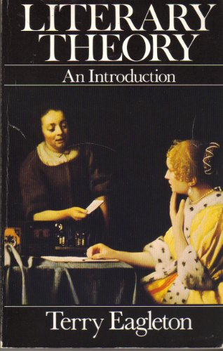Literary Theory An Introduction N/A edition cover