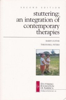 Stuttering : An Integration of Contemporary Therapies 4th edition cover