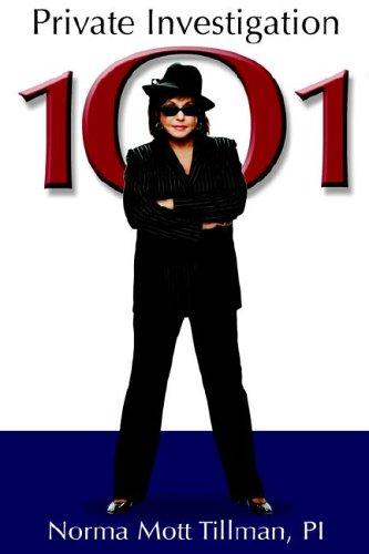 Private Investigation 101   2006 edition cover