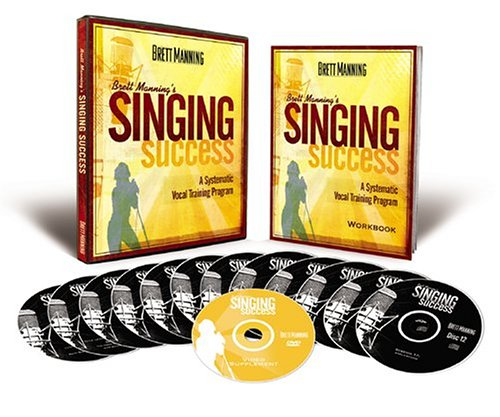 Brett Manning's Singing Success : A Systematic Vocal Training Program 3rd 2005 (Revised) 9780972282413 Front Cover