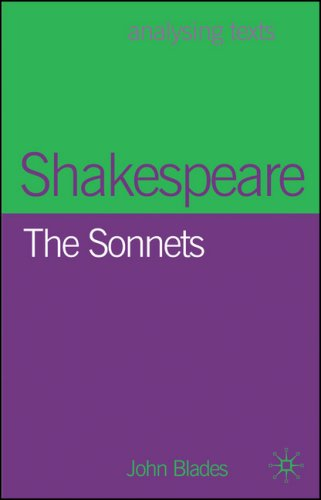 Shakespeare The Sonnets  2007 9781403992413 Front Cover