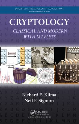 Basic Cryptography Classical and Modern with Maplets  2012 edition cover