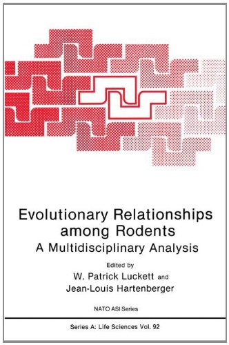 Evolutionary Relationships among Rodents A Multidisciplinary Analysis  1985 9781489905413 Front Cover