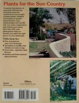 Plants for Dry Climates How to Select, Grow and Enjoy  1992 (Revised) 9781557880413 Front Cover