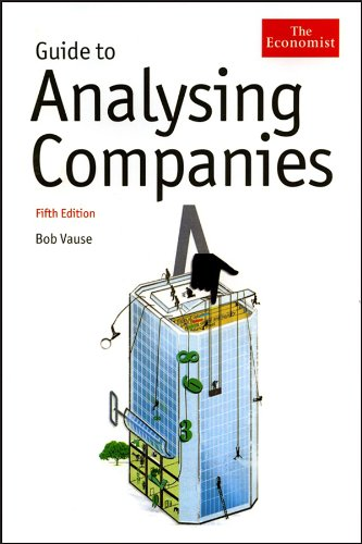 Analysing Companies  5th 2009 (Revised) edition cover