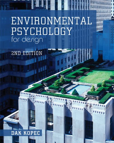 Environmental Psychology for Design  2nd 2012 edition cover