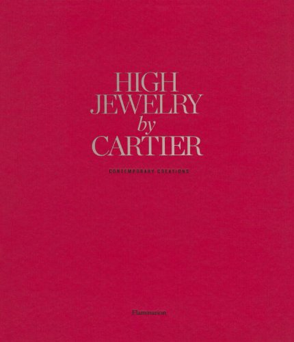 High Jewelry by Cartier Contemporary Creations  2010 9782080301413 Front Cover
