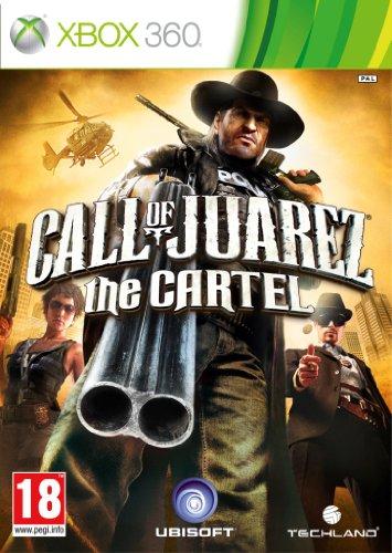 Call Of Juarez: The Cartel [AT PEGI] Xbox 360 artwork