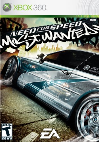 Need for Speed Most Wanted - Xbox 360 Xbox 360 artwork