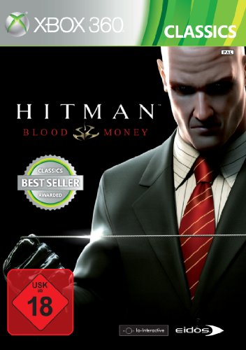 Hitman: Blood Money Xbox 360 artwork