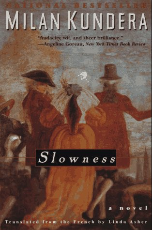 Slowness   1997 edition cover
