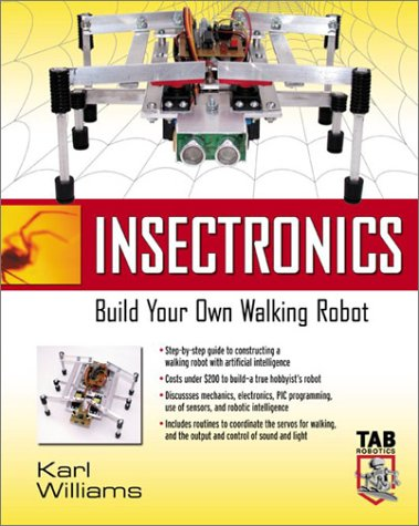 Insectronics   2003 9780071412414 Front Cover